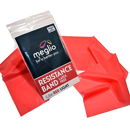 meglio-resistance-band-for-mobility-strength-rehab-premium-quality-latex-free-12m-red-light-