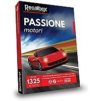 Regalbox - Passione Motori 2018 - Cofanetto regalo