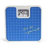 #5: MCP Analog Manual Weighing Scale- 120kg