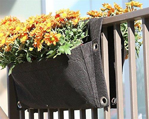 Muebles Bonitos -Jardinière suspendue de balcon