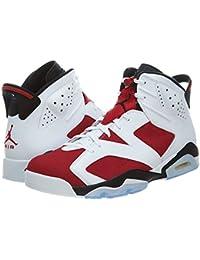 Nike Air Jordan 6 Retro, Zapatillas de Deporte Hombre