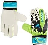 Adidas Torwarthandschuhe Predator Training Torwart Handschuhe Schwarz/Grün, Größe:8