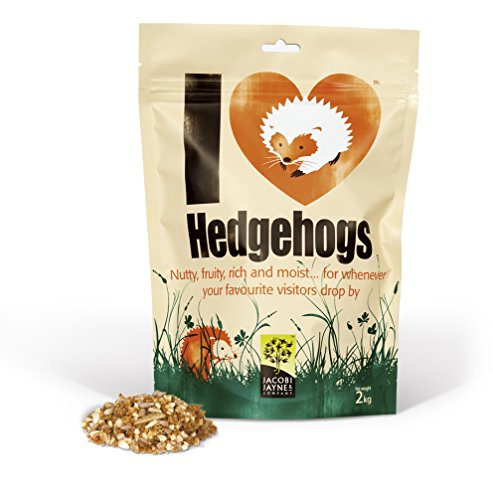 Jacobi Jayne I Love Hedgehogs – Hedgehog Food