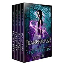The Transformed Box Set: Books 1, 2, 3, 3.5 (English Edition)