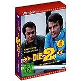 DIE 2 - Die komplette Serie auf 8 DVDs