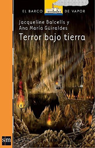 Terror bajo tierra (eBook-ePub)