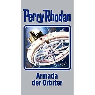 Armada der Orbiter: Perry Rhodan Band 110 (Perry Rhodan Silberband)