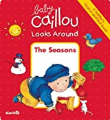 The Seasons: A Toddler's Search and Find Book