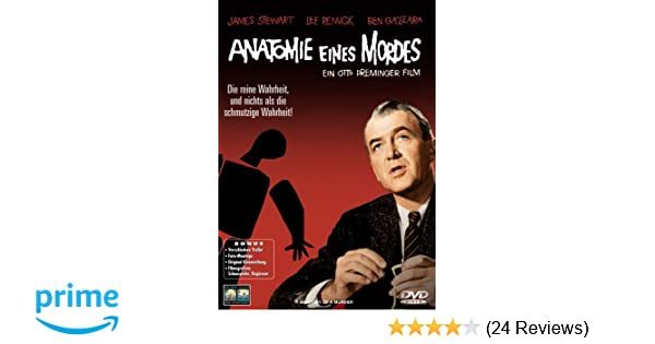 Anatomie eines Mordes: Amazon.de: James Stewart, Lee Remick, Ben ...