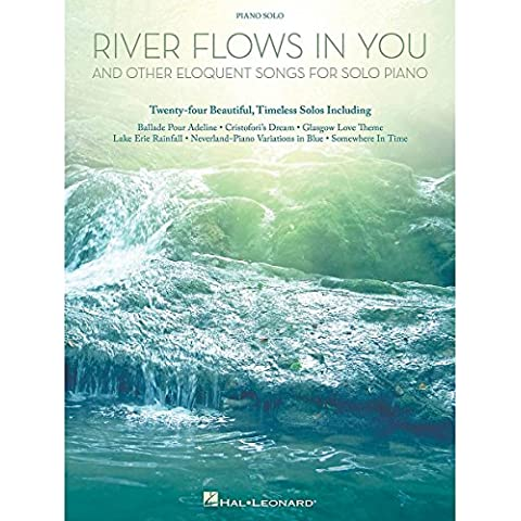 River Flows In You And Other Eloquent Songs For Solo Piano - Partituras