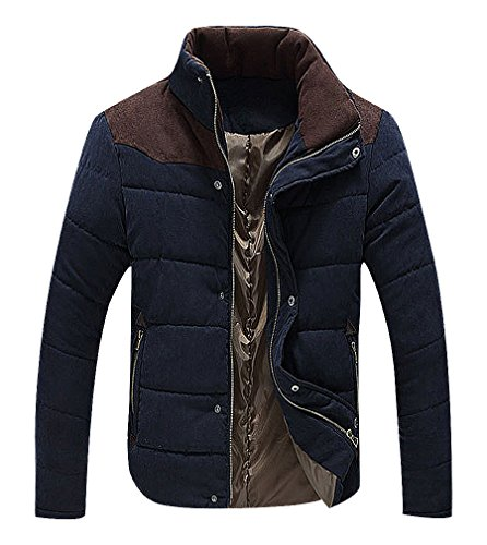Men24 -  Cappotto  - Maniche lunghe  - Uomo NAVYBLUE Medium