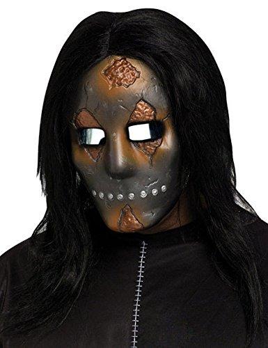 en Maske silber ()