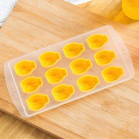 rm hausgemachte Eiswürfel Eis, Eis, Eis Schimmel, Banane 12-Format ()