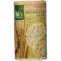 BioZentrale Bio Reiswaffeln Natur, 6er Pack (6x 100 g) - Bio