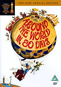 Around The World In 80 Days (2 Dvd) [Edizione: Regno Unito] [Edizione: Regno Unito]