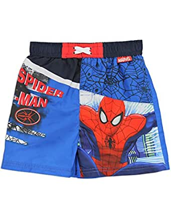 Spiderman de bain pour garçon