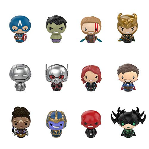 FunKo - Figurine Marvel Deadpool Mystery Minis - 1...