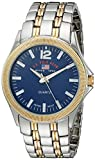 U.S. Polo Assn. Men's Quartz Metal and A...