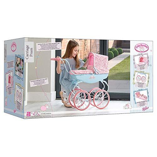 HTI Baby Annabell 6-in-1-Spielzeug-Kinderwagen für Kinder
