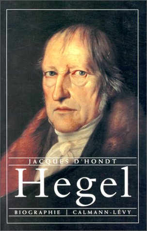 Hegel : Biographie