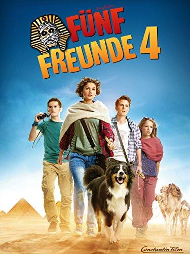 Fünf Freunde 4 -