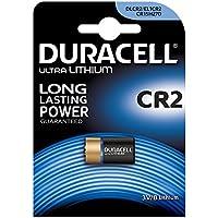 Duracell Specialistica Photo CR2 Batteria per Foto in Litio, Confezione da 1, Nero/Bronzo