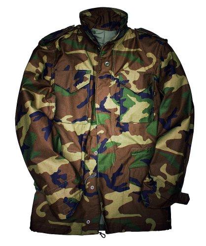 Alpha Industries M65 Jacket Herren 100103 woodl.-camo