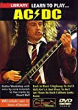 Learn To Play AC/DC [DVD]
