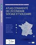 Atlas commenté de l'économie sociale et solidaire 2017. Observatoire national de l'ESS - CNCRESS - 3