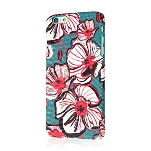 EMPIRE Signature Serie Schutzhülle für Apple iPhone 6Plus/6PLUS Bold Teal Floral