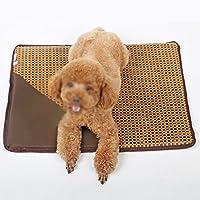 Estera para perro Perrera para gatos de verano Estera para perros grande Resistencia para almohadillas para
