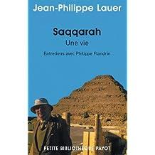 Saqqarah : Une vie
