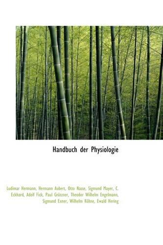 Handbuch der Physiologie