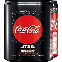 Coca-Cola Zero Sugar Star Wars Edition, 6 x 4 x 330 ml Dose