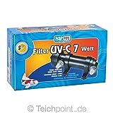 LAZUR 7 Watt UV Lampe Wasserklärer UVC UV-C Klärer Gerät Teichklärer