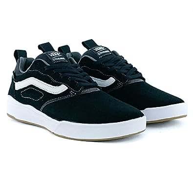 Vans UltraRange Pro Black White Skate Shoes: Amazon.co.uk ...