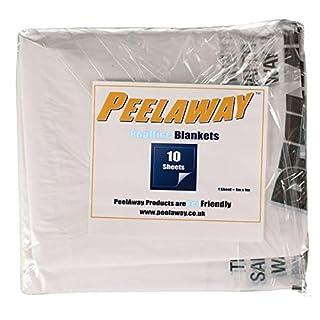PeelAway 7 Spare Blankets Box of 10