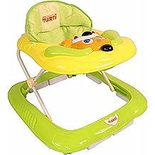 Andador para bebés regulable en altura con juguetes y sonido ARTI Perro 02 verde