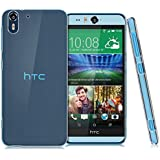 DNG Crystal Clear Transparent Hard Back Case Cover for HTC Desire Eye