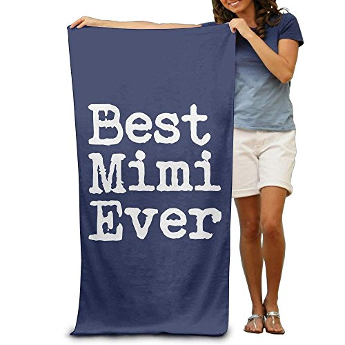 Ever Mother's Day Soft Fast Drying Beach Towel Pool Towel 31