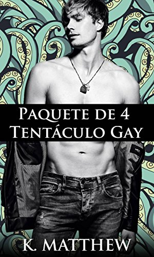 Paquete de 4 Tentáculo Gay por K. Matthew