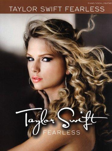 Taylor Swift - Fearless - Noten Songbook [Musiknoten]