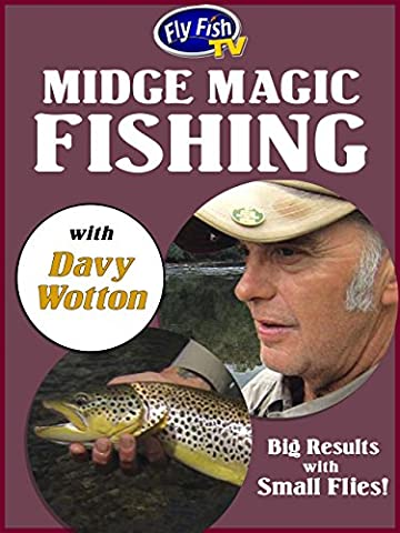 Midge Magic Fishing with Davy Wotton