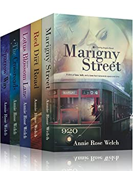 The Saving Angels Series Boxed Set by [Welch, Annie Rose]