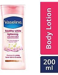 Vaseline Healthy White Lightening Body Lotion, 200ml