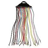 Gafas De Sol Coloridas Gafas De Lectura Gafas Cordón Cuerda Elástica Cadena Cuerda