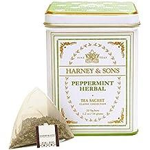 Harney & Sons - Infusión Menta Lata 20 Pirámides De Seda