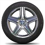 AMG 20 Zoll Winterräder Felgen GL GL63 W166 X166 Mercedes Alufelgen Winterreifen