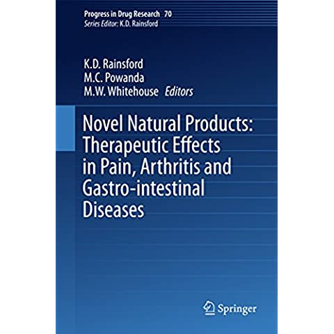 Novel Natural Products: Therapeutic Effects in Pain,