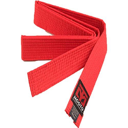 Mooto Gürtel Nur Mantel für Herren Rot -